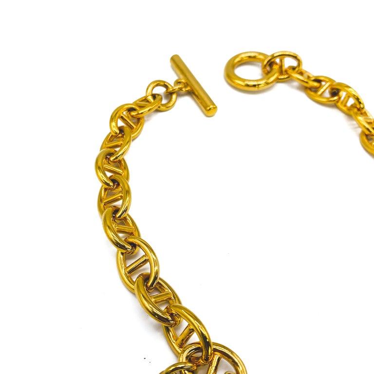 GUCCI Vintage Necklace  For Sale 1