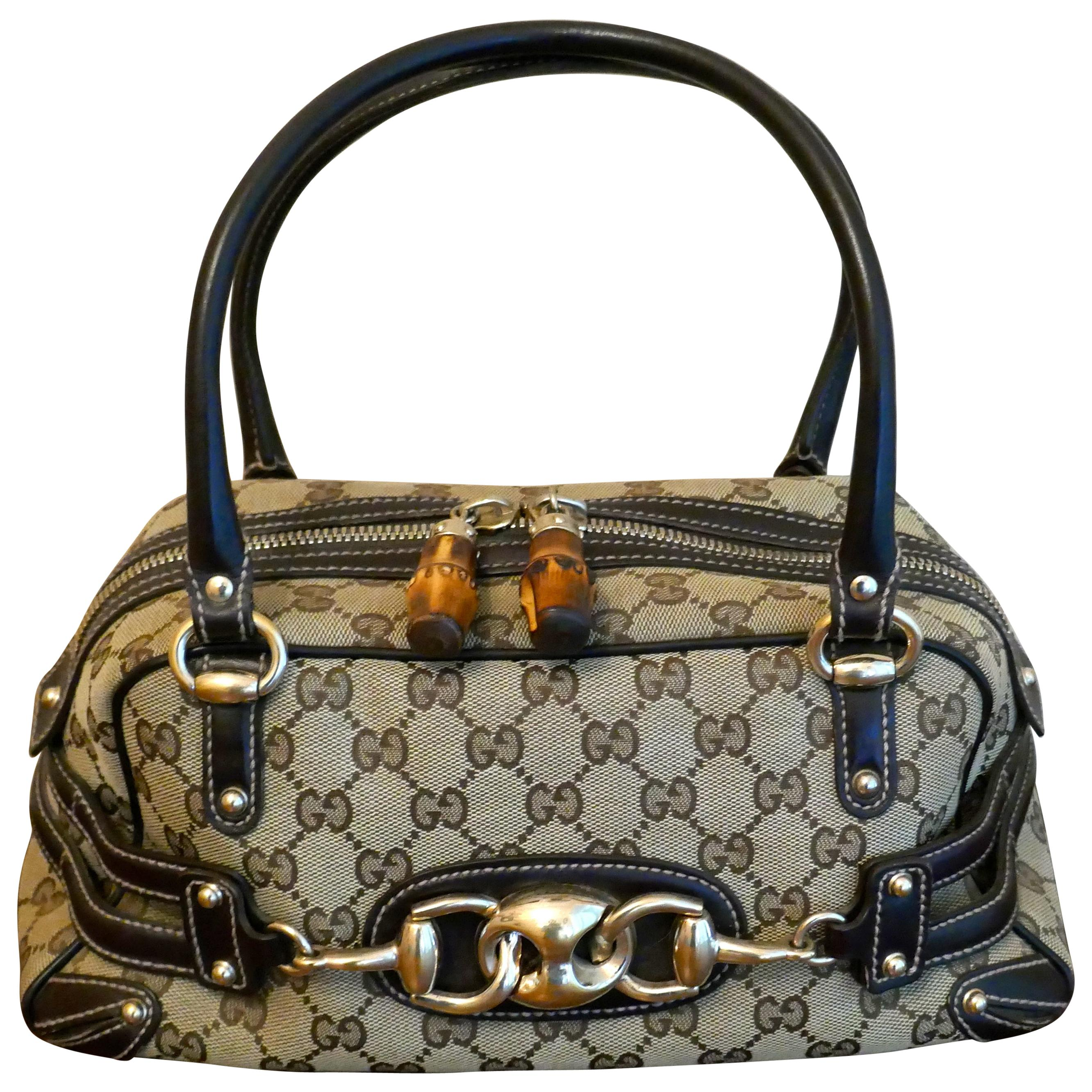 b1e42c19d02fa0 Vintage Gucci Handbags and Purses - 2,046 For Sale at 1stdibs