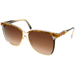 Gucci vintage sunglasses oversized