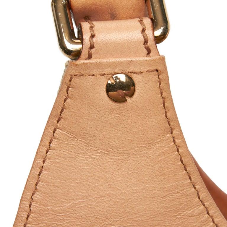 Gucci White Flora Jackie Shoulder Bag 7