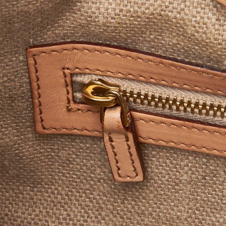 Gucci White Flora Jackie Shoulder Bag 4