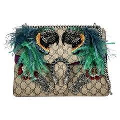 Gucci Woman Dionysus Beige, Green, Multicolor