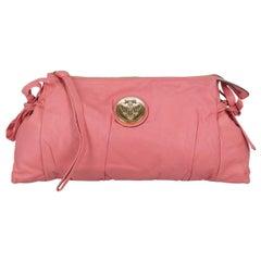 Gucci Woman Handbag Hysteria Pink Leather