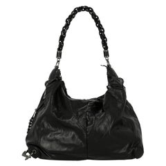 Gucci Woman Hobo bag Black
