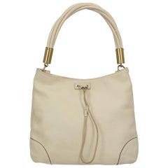 Gucci Woman Hobo bag Ecru