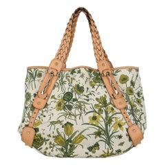 Gucci Woman Shoulder bag Pelham Beige Cotton