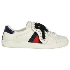 Gucci Woman Sneaker White EU 39.5