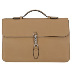 Gucci  Women   Briefcase Jackie Camel Color Leather
