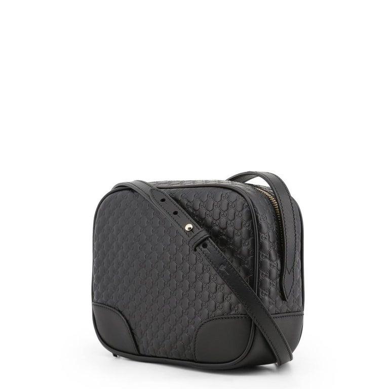 Black Gucci Women Crossover Bree Micro GG black 449413_3BMJ1G-1000 For Sale