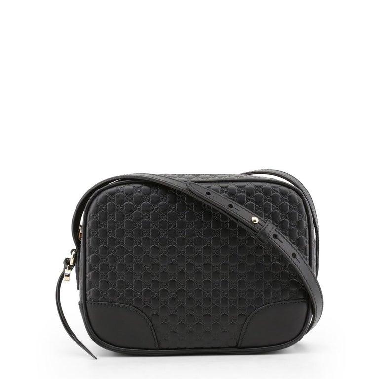 Gucci Women Crossover Bree Micro GG black 449413_3BMJ1G-1000 In New Condition For Sale In Karlsfeld, DE