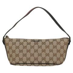 Gucci  Women Shoulder bags Beige, Brown Cotton