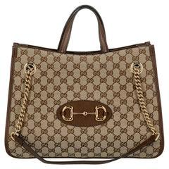 Gucci Women  Shoulder bags Beige Fabric
