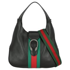 Gucci  Women   Shoulder bags  Black, Green, Red Leather