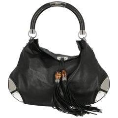 Gucci Women  Shoulder bags Black Leather
