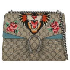 Gucci Women  Shoulder bags Dionysus Beige Leather
