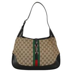 Gucci Women  Shoulder bags  Jackie Beige Cotton