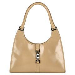 Gucci  Women Shoulder bags  Jackie Beige Leather