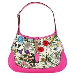 Gucci Women  Shoulder bags  Jackie Multicolor Cotton
