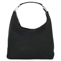 Gucci  Women Shoulder bags Navy Cotton
