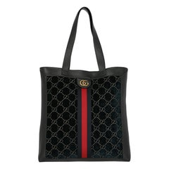 Gucci Women  Shoulder bags  Ophidia Navy Leather