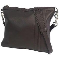 GUCCI Womens shoulder bag 233329 dark brown