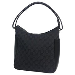 GUCCI Womens shoulder bag3766 black