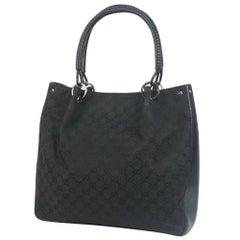 GUCCI Womens tote bag 115016 black