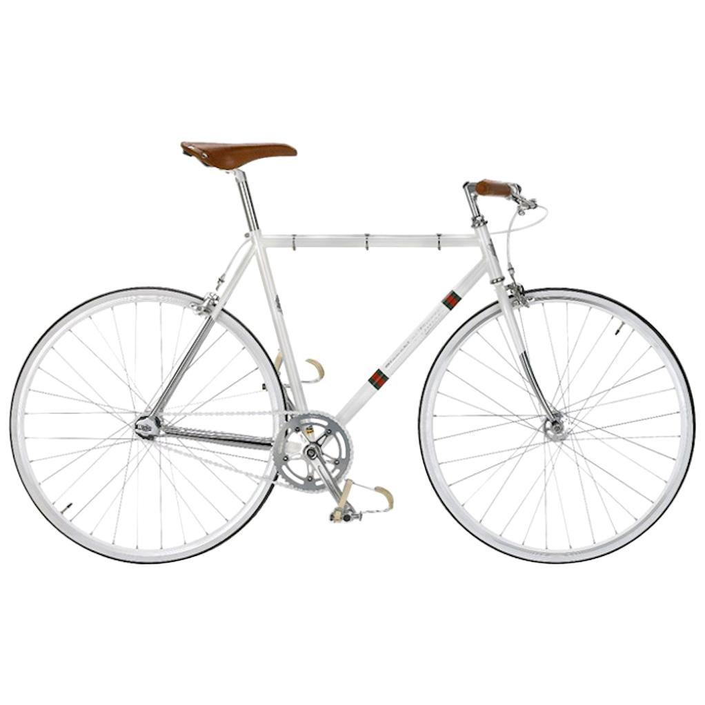 Gucci x Bianchi 2011 White City Bike