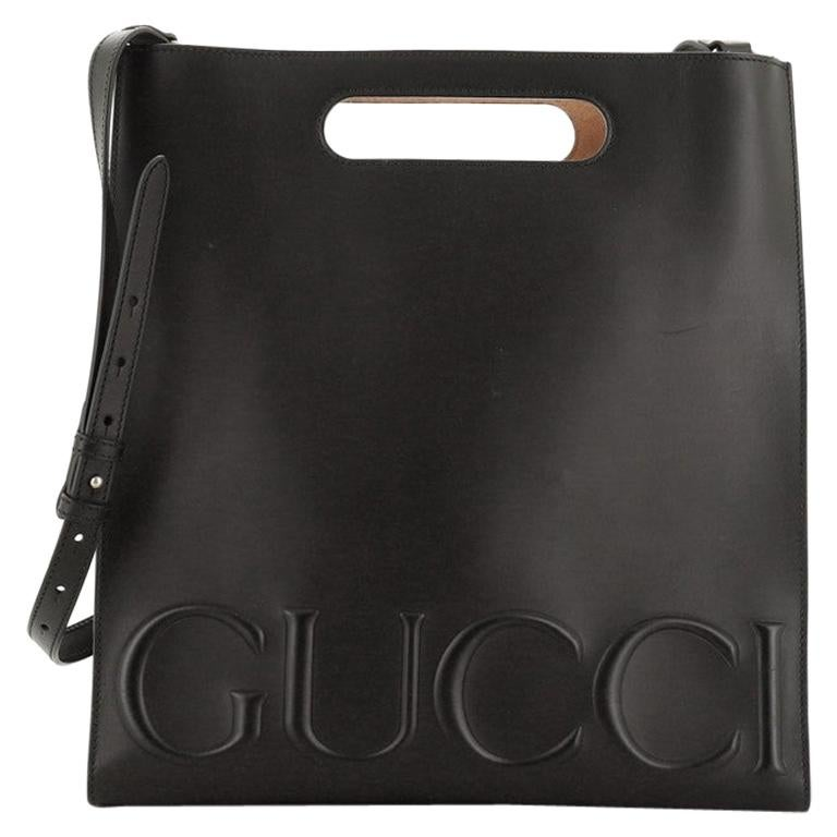 Gucci XL Tote Leather Large For Sale