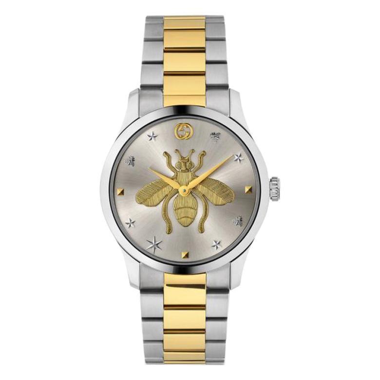 Gucci YA1264131 G-Timeless Unisex Watch