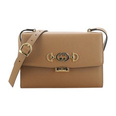 Gucci Zumi Shoulder Bag Leather Small
