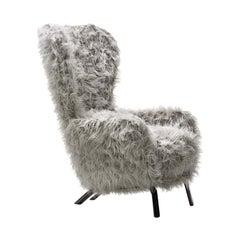 Guelfo Fur Armchair by Opinion Ciatti