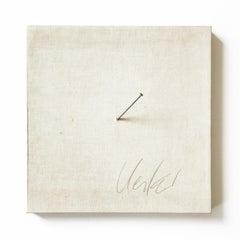Nagelbuch (Nail Book), Portfolio, 20th Century, Abstract Art, Minimalism