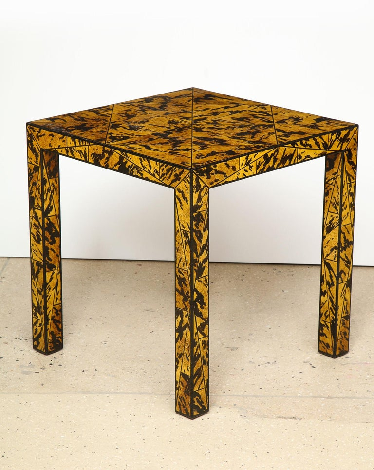 Fruitwood Gueridon by Alessandro on New York For Sale