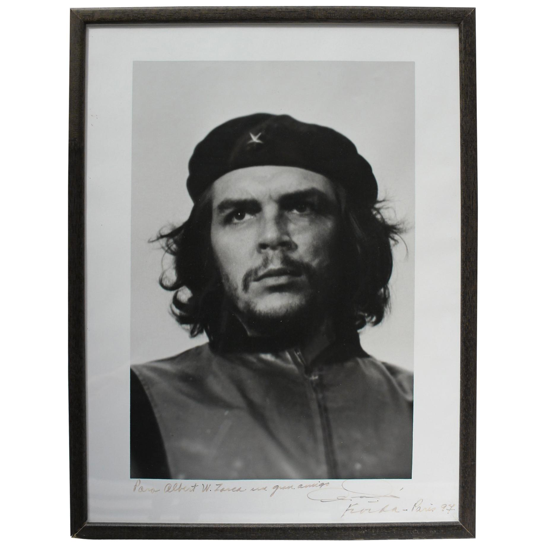 """Guerillero Heroico"" Original Photo of Che Guevara by Alberto Korda"