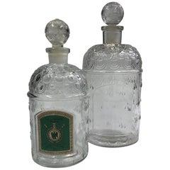 Guerlain, 2 Aux Abeilles Perfume Bottles