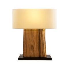 Guerra Table Lamp in Brown by CuratedKravet