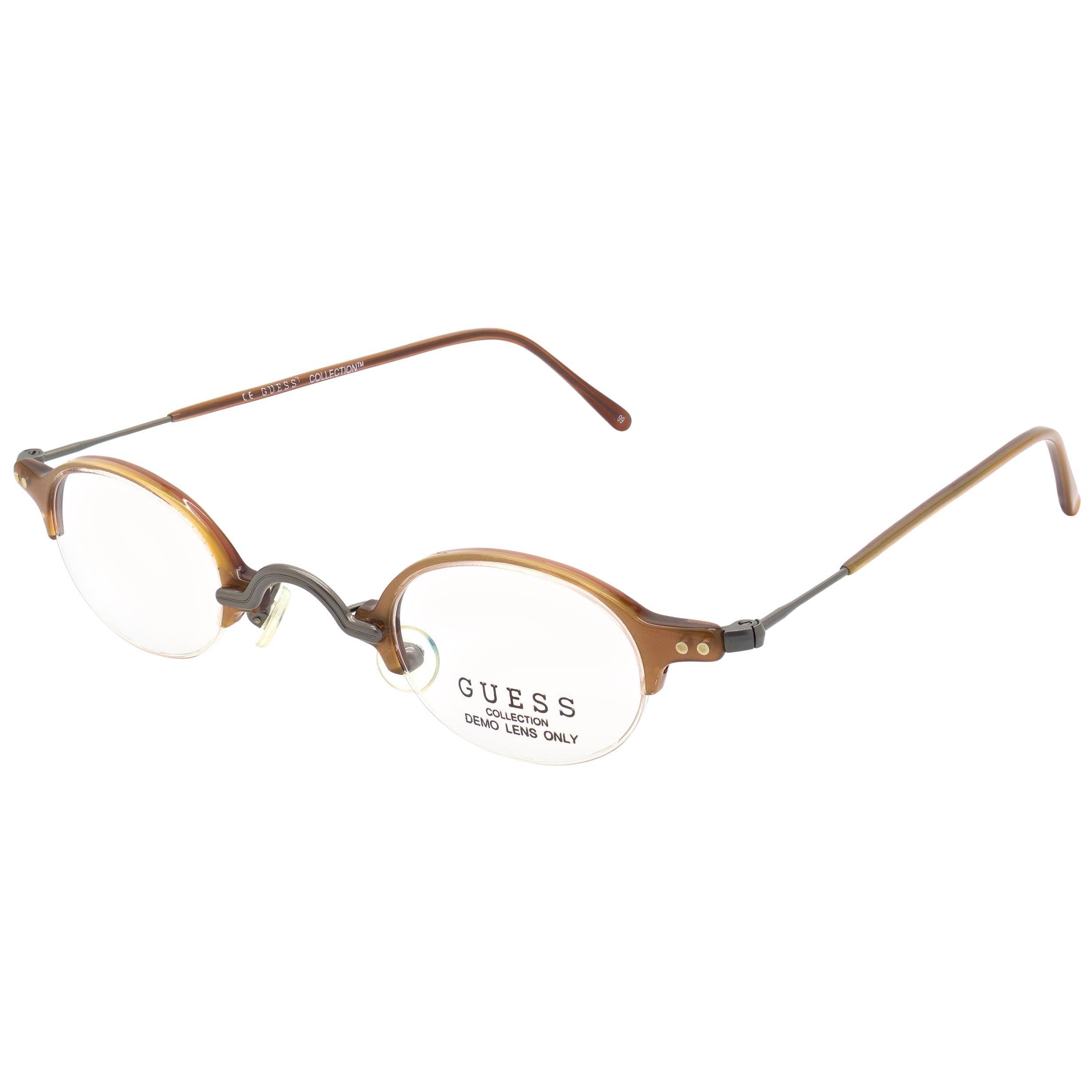 Guess vintage victorian eyeglasses frame