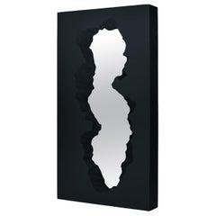 Gufram Broken Mirror Black by Snarkitecture, Limited Edition of 77