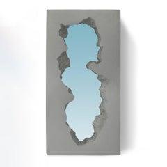 Gufram Broken Mirror by Snarkitecture, Grey