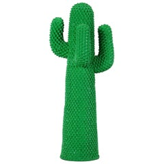 Gufram Cactus, 1972 by Guido Drocco and Franco Mello 640/2000 Original Green