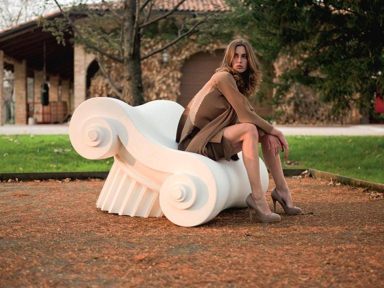 Modern GUFRAM Capitello Chaise Lounge by Studio 65 For Sale