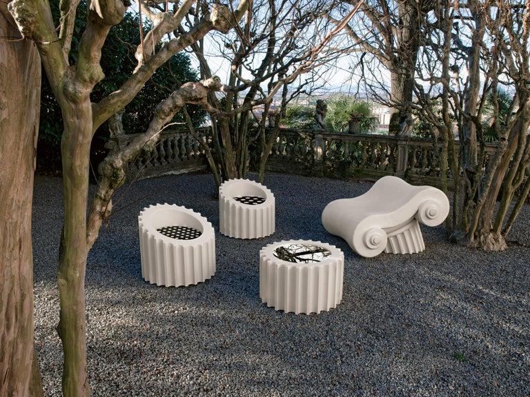 GUFRAM Capitello Chaise Lounge by Studio 65 In New Condition For Sale In Barolo, IT