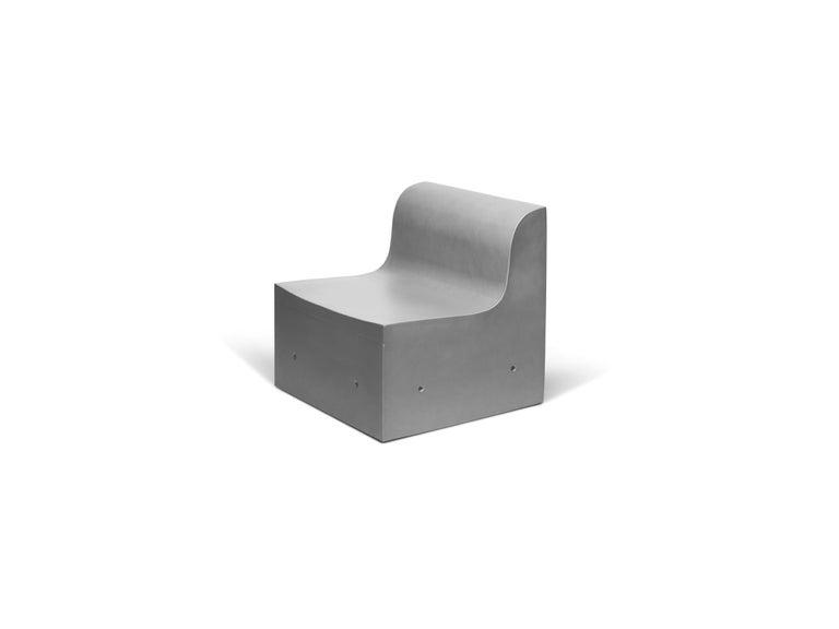 Italian Gufram Softcrete Sofa Set by Ross Lovegrove For Sale