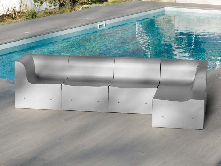 Gufram Softcrete Sofa Set by Ross Lovegrove For Sale 2