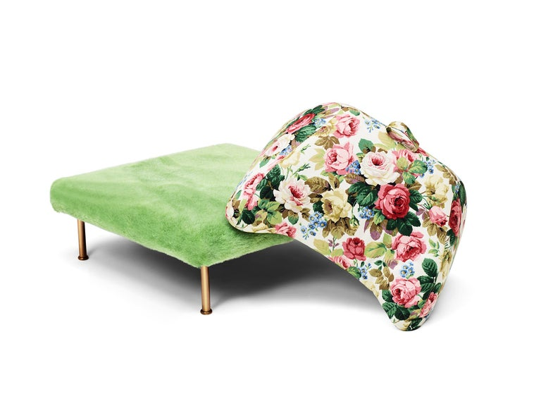 Modern Gufram Wimbledon Chair by Ceretti, Derossi, & Rosso For Sale