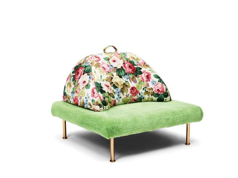 Italian Gufram Wimbledon Chair by Ceretti, Derossi, & Rosso For Sale
