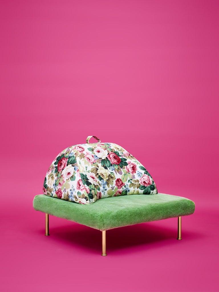 Gufram Wimbledon Chair by Ceretti, Derossi, & Rosso In New Condition For Sale In Barolo, IT