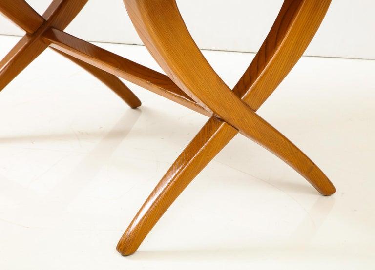 Guglielmo Pecorini Extension Dining Table For Sale 3