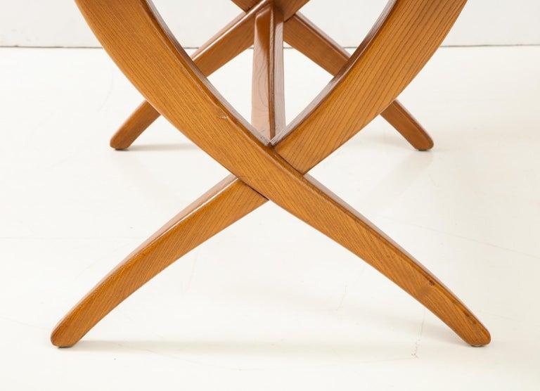 Guglielmo Pecorini Extension Dining Table For Sale 4